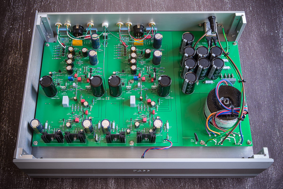 Pass Labs Diyaudio Diy Campbellandkellarteam Aleph5 Classa Amplifier Schematic Pcb Pearl Two Page 254