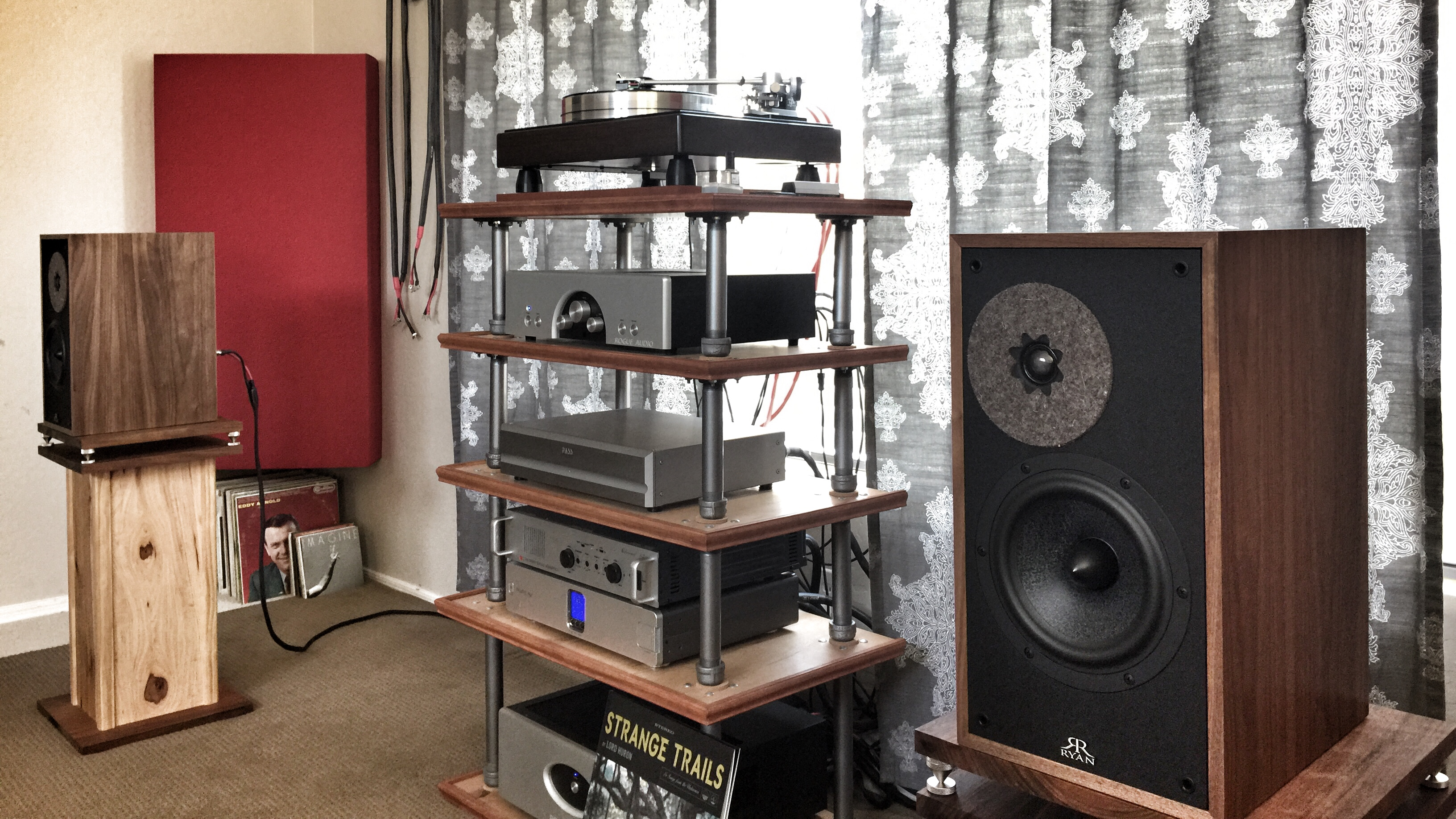 Ryan R610 Speaker Review